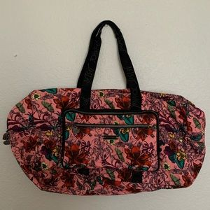 Betsey Johnson Duffle Bag